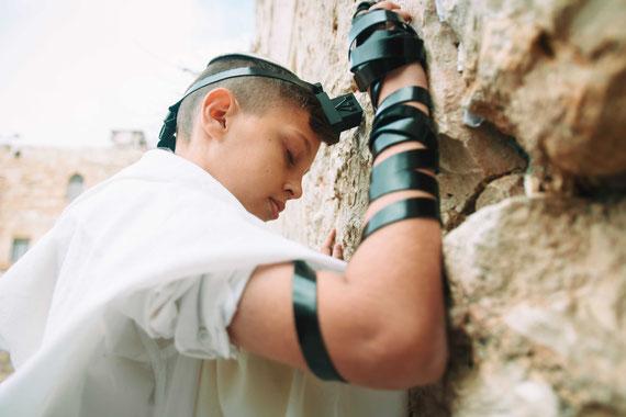 צילום תמונות בכותל - בר מצווה