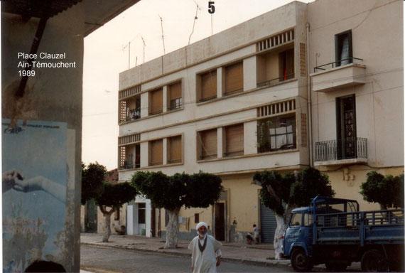 Immeuble Dezan - Doc. Louis Gomez