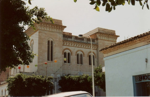 Doc. Louis GOMEZ - La synagogue en 1987