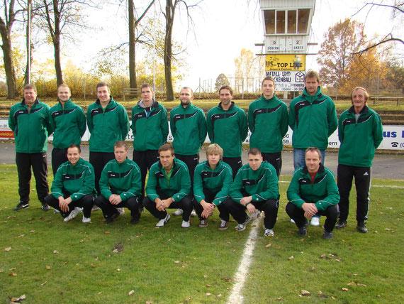 Mannschaftsfoto SV Döbern II