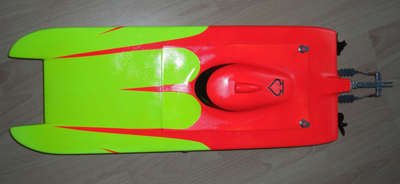 Katamaran Speedboot