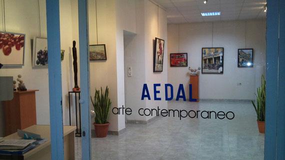 Exposición Colectiva en AEDAL - Valencia del 15 al 29 de Julio 2011