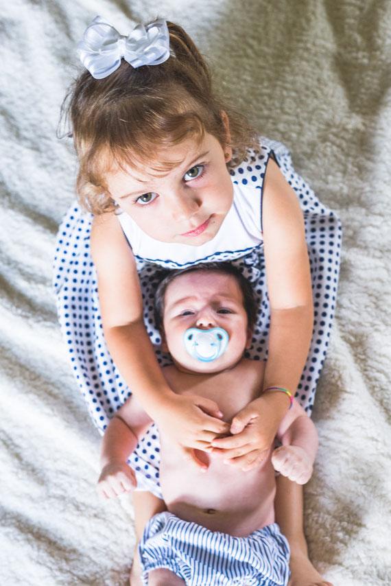 Fotografía de bebés y niños en Tenerife