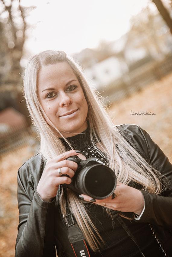 Über mich, Die Fotografin, Das bin ich, That's me, Porträt