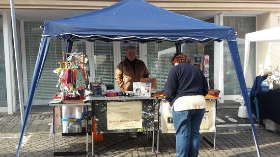 Künstlermarkt anlässlich des Katharinenmarktes am 23.10.2016 in Oppenheim