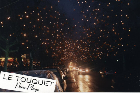 Le Tourquet à Noêl