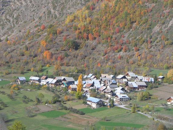 Vue générale en octobre 2004
