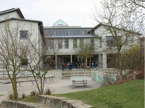 Grundschule Schnelldorf pausenhof