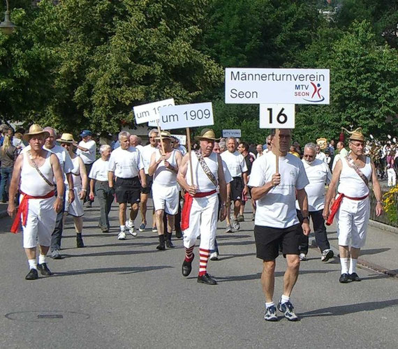 Jugendfest - Umzug 2009