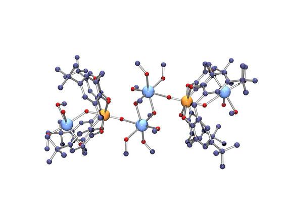 Architectures supramoléculaires, interactions entre ions alcalins et calixarènes
