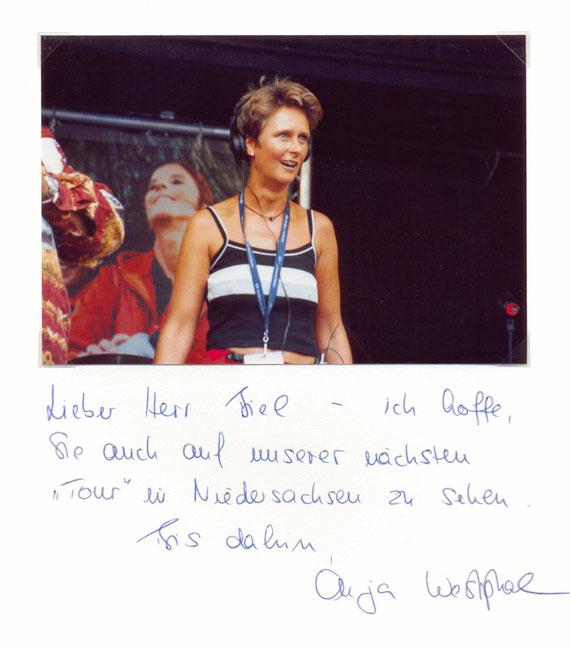 Nr. 95  Anja Westphal, Hörfunkreporterin