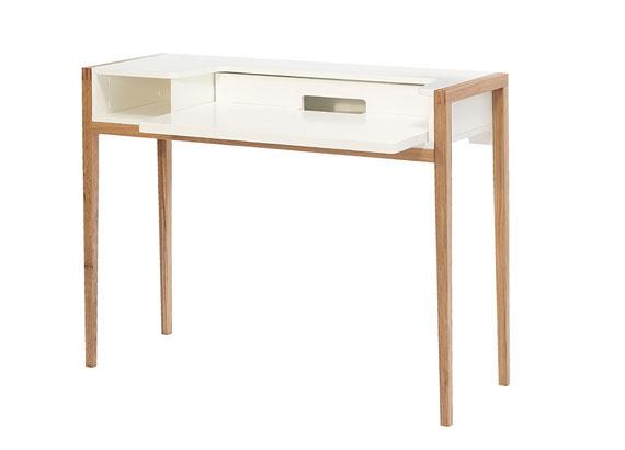 Farringdon Laptop Desk by Woodman - European Consumers Choice