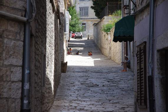 Ruelle de la vieille ville