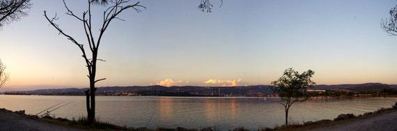 Muggia, vue sur Trieste