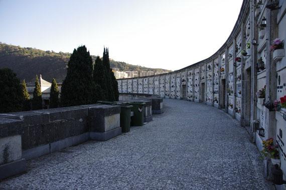 cimetiere monumental, Gênes