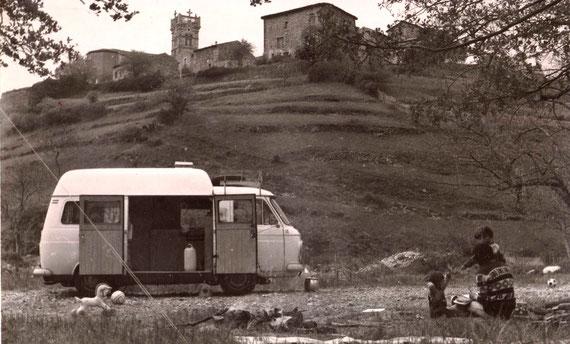 Fiat 238 Labatie d'Andaure 1980