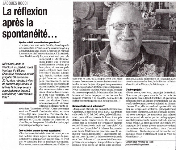 La Tribune du 10 décembre 2015