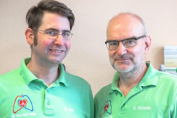 Dr. Stephan Holt / Dr. Franz Surmann