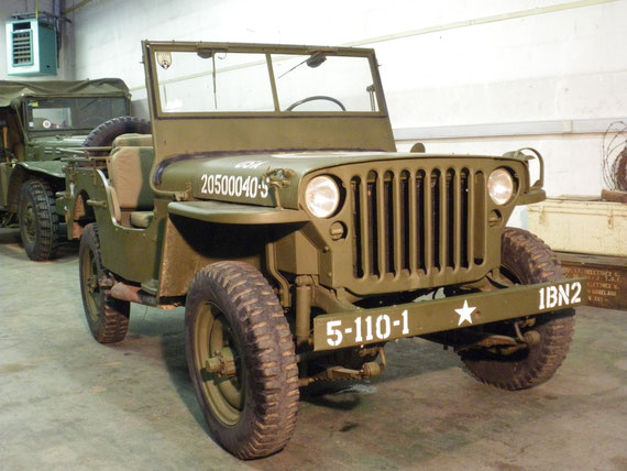 Types Of Jeeps >> Jeep HOTCHKISS M201 - AFCVM