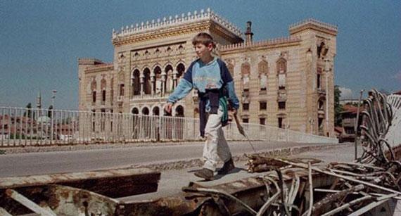 Grad pod četničkom vatrom: Sarajevo na meti bolesnih primitivaca  Photo: Stock
