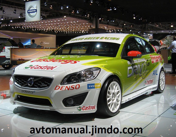 volvo green racing
