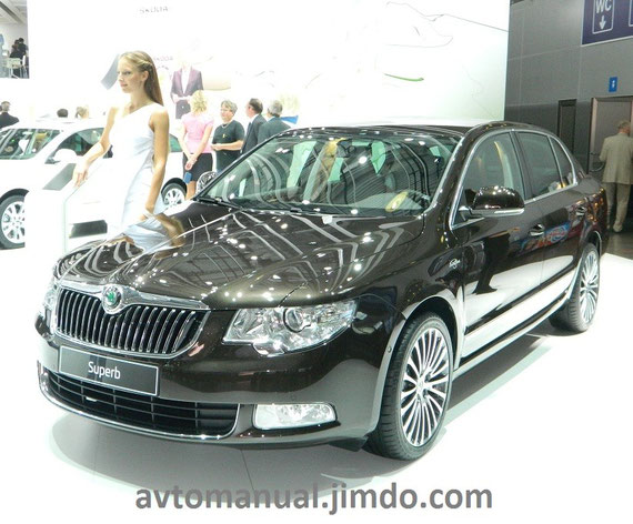skoda superb mims 2012