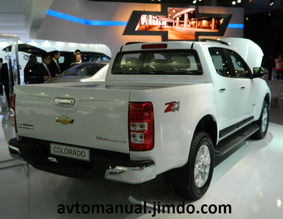 chevrolet colorado 2013