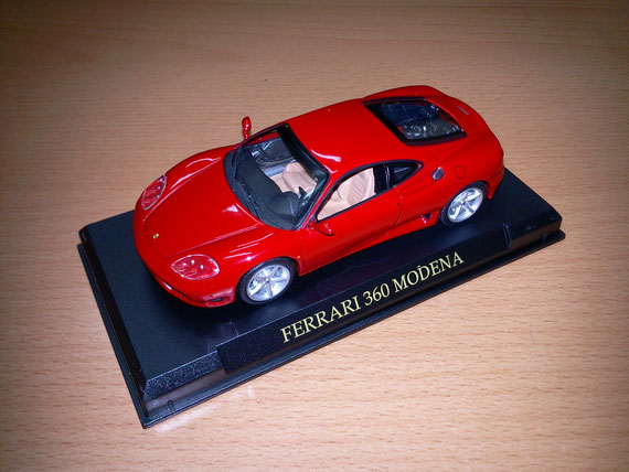 ferrari collection in russian federation