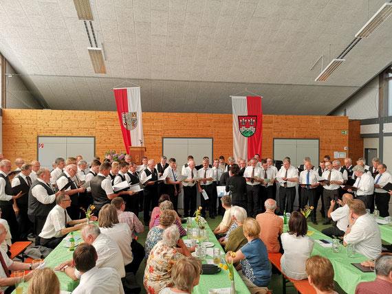 Tag des Liedes 2018 in Schwend