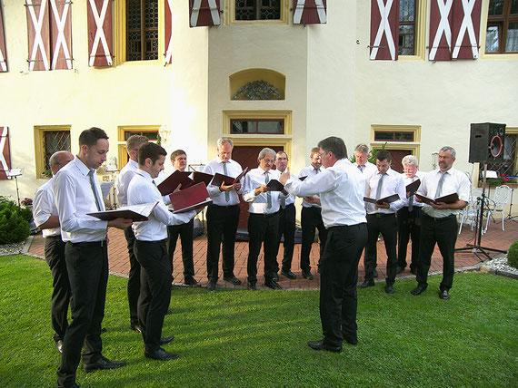 Schloss Serenade Thalheim Juni 2018