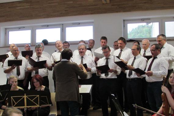 """Serenade """"Kinder wie die Zeit vergeht"""" im Volksmusikzentrum in Alfeld 2016"""
