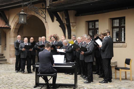 Liedernachmittag in Roth 2018