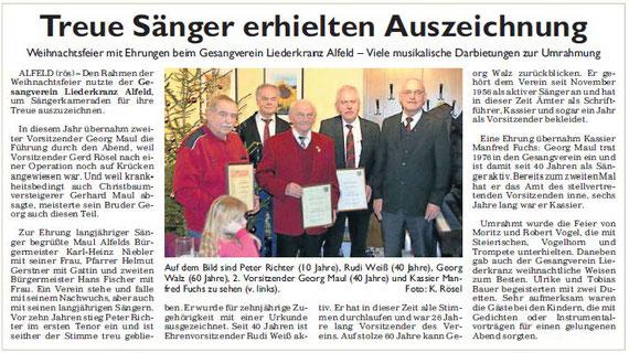 Herbrucker Zeitung vom 28.12. 2016