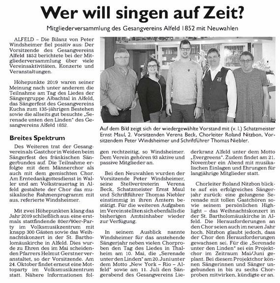 Hersbrucker Zeitung 03.02.2020