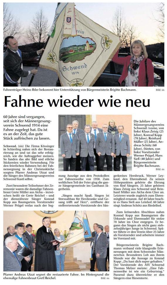 Sulzbacher Zeitung 25.04.2019