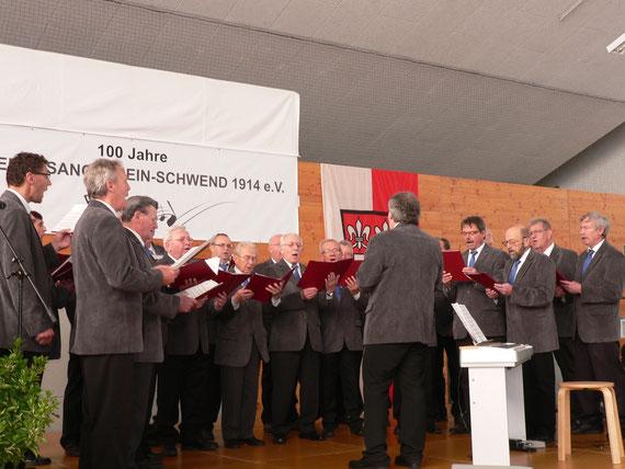 Tag des Liedes 2014 in Schwend