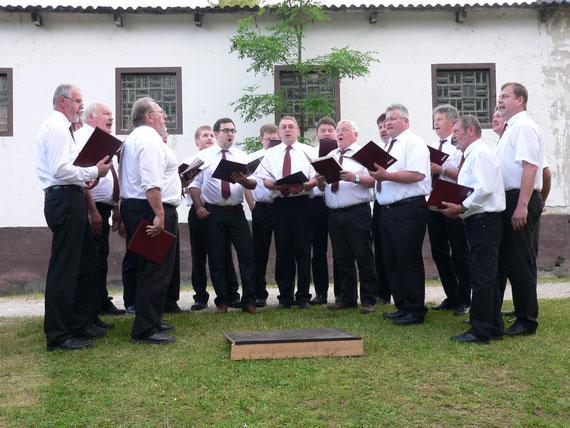 Männerchor Gesangverein Alfeld - Trinkliederabend 2014