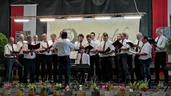 Sängerfest in Kucha 2019