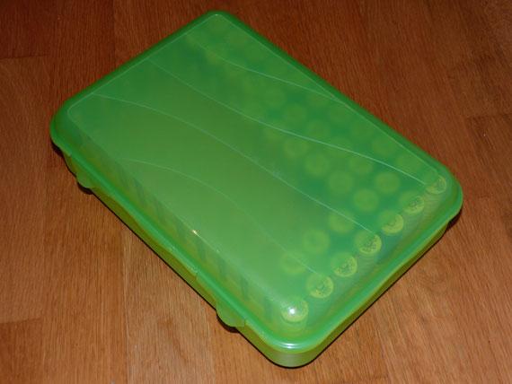 Fadenbox für 77 Fadenspulen