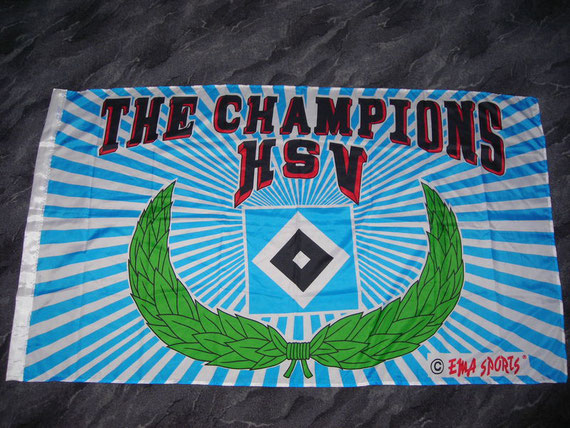 The Champions HSV 1,50x0,90cm