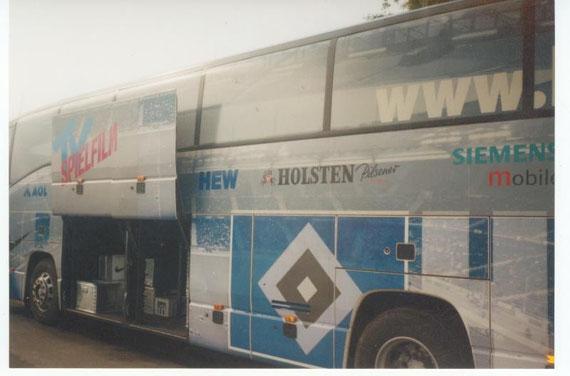 Der HSV-Bus