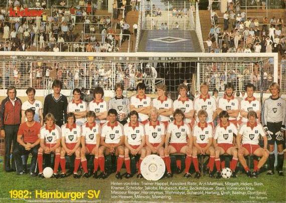 Europapokalsieger 1981