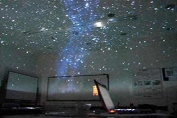プラネタリウムは福島の【夢のほしぞら配達】~東北地方で初めて移動式プラネタリウムを導入~