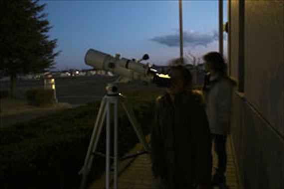 天体観測の講座は望遠鏡を使った観望会がおすすめ!
