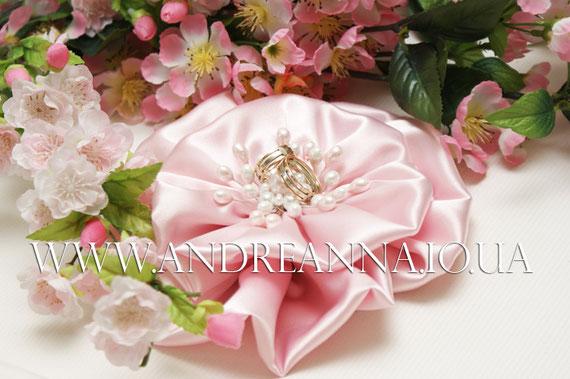 """Цветок для колец """"Сакура"""" 350грн"""