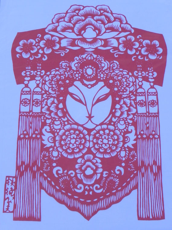 Jifeng 08 Chinese paper cutting