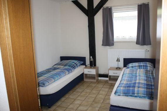 FeWo 4 - Schlafzimmer 2