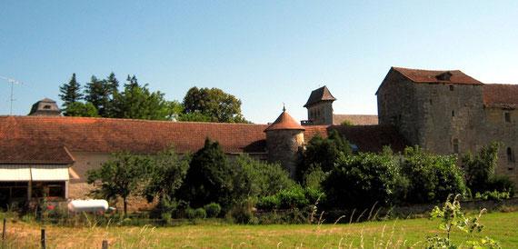 prieuré de LARAMIERE