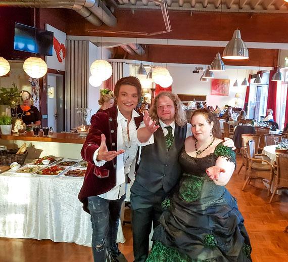 Suche Zauberer für Hochzeitsfeier in Hamburg, Schleswig Holstein