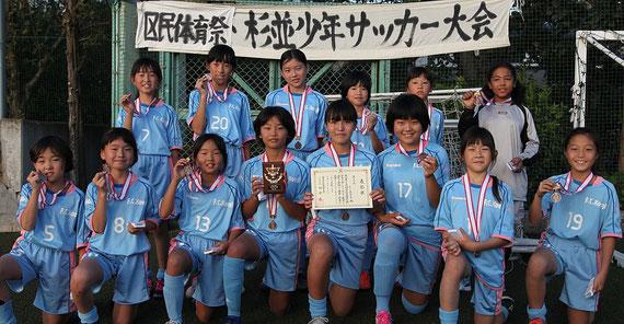 3位 FC高円寺